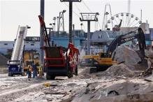 US Congress approves $9.7 billion in Sandy flood aid