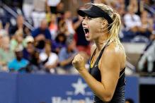 Sharapova takes out Misaki Doi in second round
