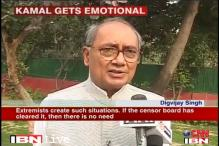 No need for objection as film cleared by the Censor Board: Digvijaya