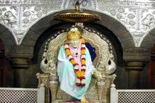 Shirdi temple has ornaments worth over Rs 50 cr