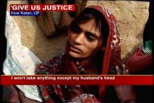 Wife of soldier killed by Pakistan army put on drip