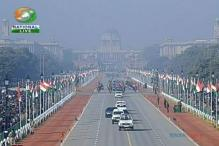 Sunny morning greets Delhiites on Republic Day