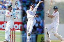 Yearender 2012: Cricketnext's Test team of the year