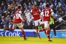 Arsenal edge out spirited Brighton 3-2 in FA Cup