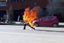China makes arrests as self-immolation by Tibetans continue