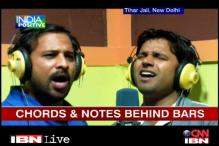 Tihar Jail inmates launch music album