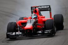 Glock leaves Marussia F1 team