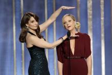Golden Globes: Tina Fey and Amy Poehler debut as hosts