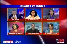 Is crime against women an issue of 'Bharat' versus 'India'?