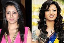 Actors Trisha, Isha, Nikisha are off to Muscat