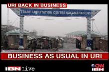 Uri: Despite tensions, Indo-Pak trade continues smoothly