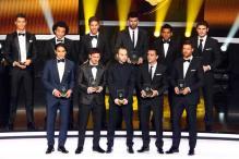 It should have been La Liga XI, not FIFA World XI
