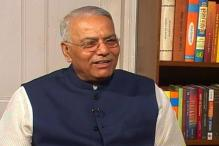 BJP president poll: Will Yashwant Sinha contest?
