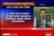 MP: Body of 8-yr-old found near minister's house