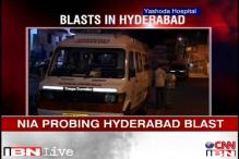 Hyderabad blasts: Doctors fight to save lives