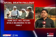Afzal's family will be allowed to pray at his grave: RK Singh