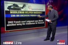 AgustaWestland middleman Michel was involved in Mirage deal