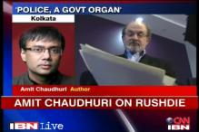 Mamata's decision of blocking Rushdie from Kolkata not surprising: Amit Chaudhuri