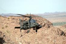 'Apache choppers to support Army's operational plans'