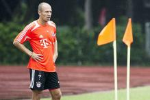 Sneijder, Robben left out of Dutch squad