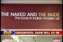 Delhi Art Gallery refuses to remove nude exhibits despite protests