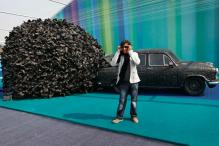 Snapshot: Weirdest best of 5th India Art Fair