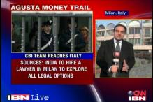 Italian chopper deal: Joint team of CBI, MoD, MEA reaches Milan