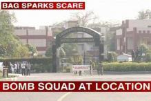 Unclaimed bag found in Delhi Cantt, sent for tests