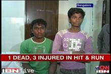 B'lore hit and run: Accused woman surrenders in police station
