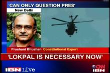 President can only be questioned: Prashant Bhushan