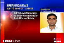 We will boycott all meetings called by Shinde: BJP