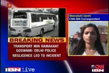 Delhi gangrape: Transport minister blames police
