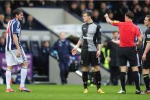 West Brom defender Popov sorry for spitting incident