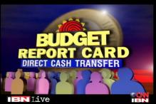Budget report card: Direct Cash Transfer