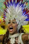 Brazil Carnival: Samba, parades liven up Rio street parties