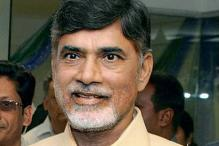 Chandrababu Naidu falls, suffers minor injuries