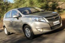 2013 Chevrolet Sail U-VA review