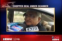 Khurshid denies differences in UPA on scrapping chopper deal