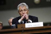 Chuck Hagel sworn-in as new US Defence Secretary