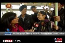 Citizen Journalist Chat: Safe Public Transport?