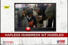 CJ: Kumbh pilgrims cram into Allahabad station despite stampede