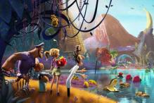'Cloudy With A Chance To Meatballs 2' First Look