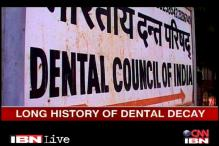 Dental Council of India: The history of controversies