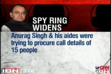 BJP leaders targets of phone spying: Sources
