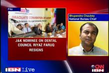 Dental Council executive committee member resigns