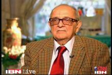 The way Afzal was hanged is a blot on Indian democracy: Fali Nariman