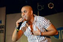 Baba Sehgal sings a song in Telugu film 'Shadow'