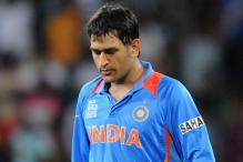 Indian captain MS Dhoni still without a graduate degree