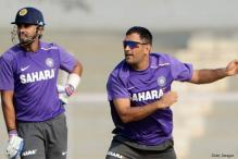 Focus on fielding drills in Team India training