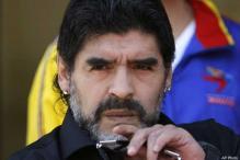 Maradona not pardoned over tax debts, says Italy authority